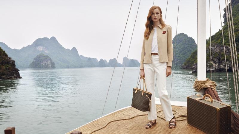 Louis Vuitton sets Spirit of Travel 2019 campaign in Vietnam