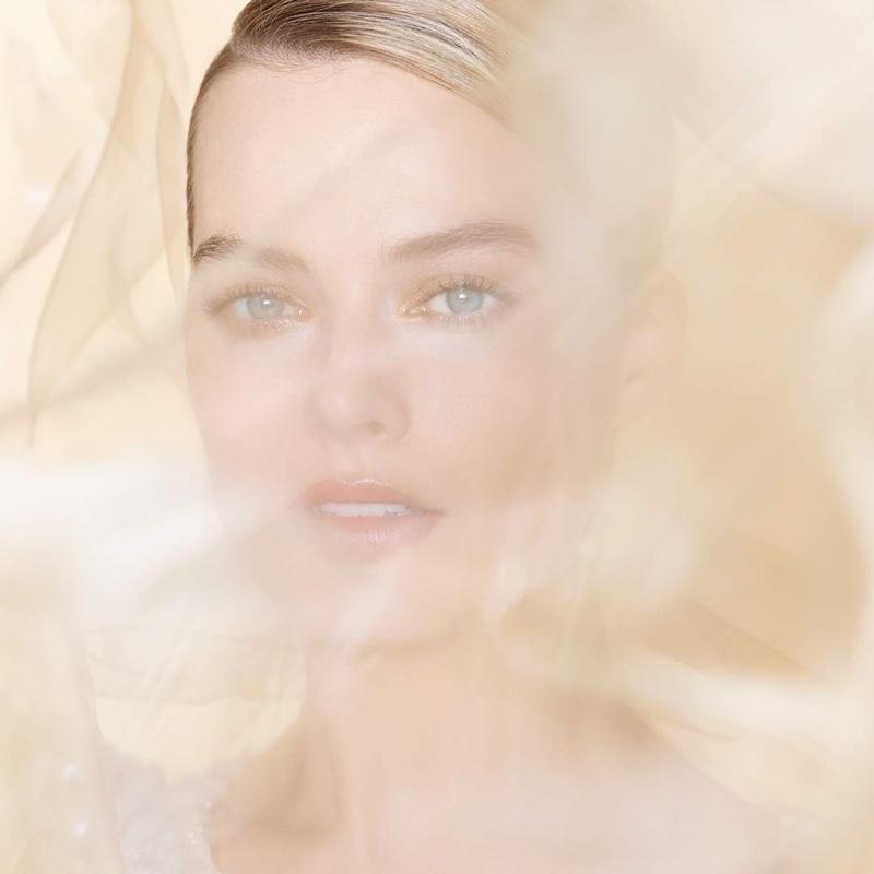 Margot Robbie stars in Chanel Gabrielle Essence fragrance campaign