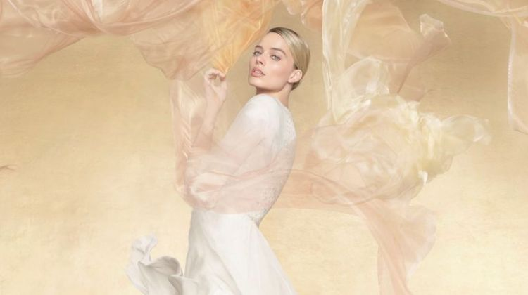 Margot Robbie appears in Chanel Gabrielle Essence fragrance campaign