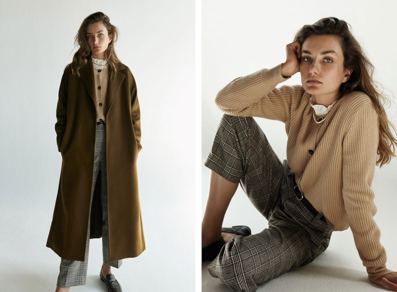 Fashion Inspiration: Massimo Dutti Trend Report Fall 2019