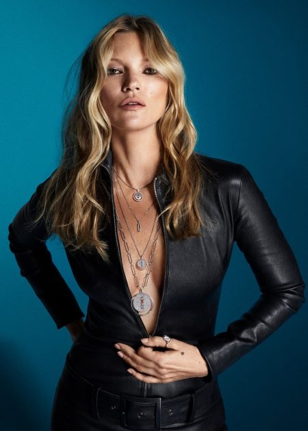 Kate Moss, Joan Smalls Shine in Messika Jewelry Campaign