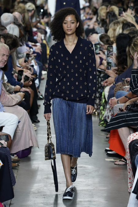 Michael Kors Celebrates Americana Style for Spring 2020