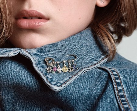 Millie Bobby Brown Shines in Pandora Me Jewelry Campaign