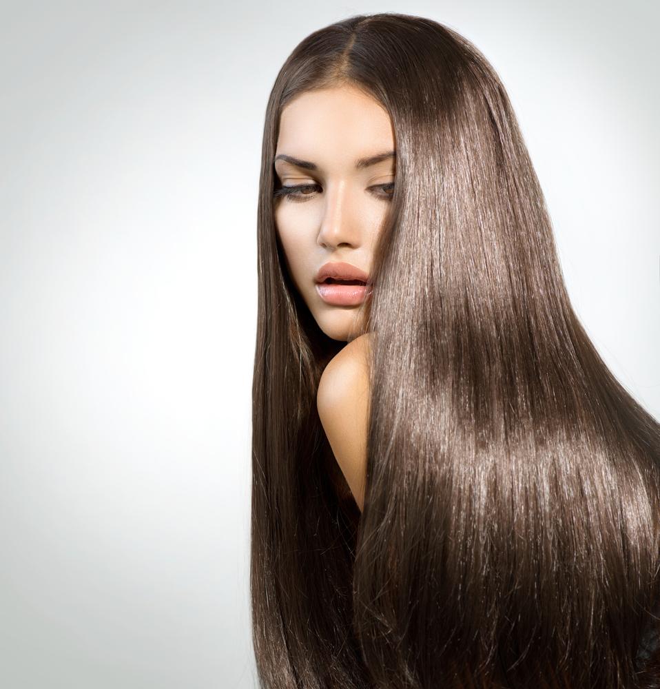 Model Long Hair