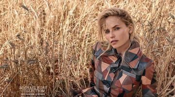 Natasha Poly Embraces New Season Trends for Sunday Times Style