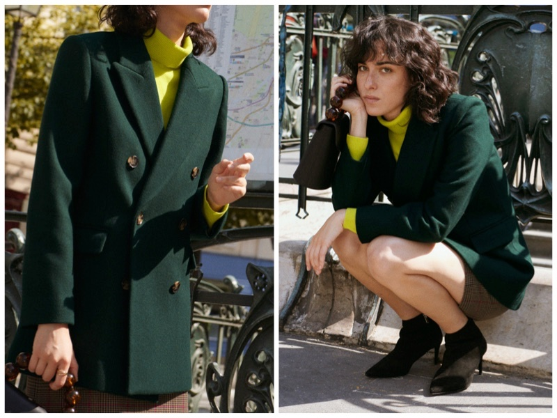 & Other Stories green fashion trend