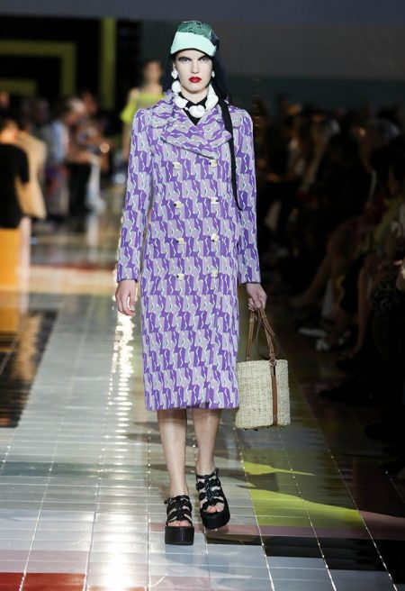 Prada Takes On the Classics for Spring 2020