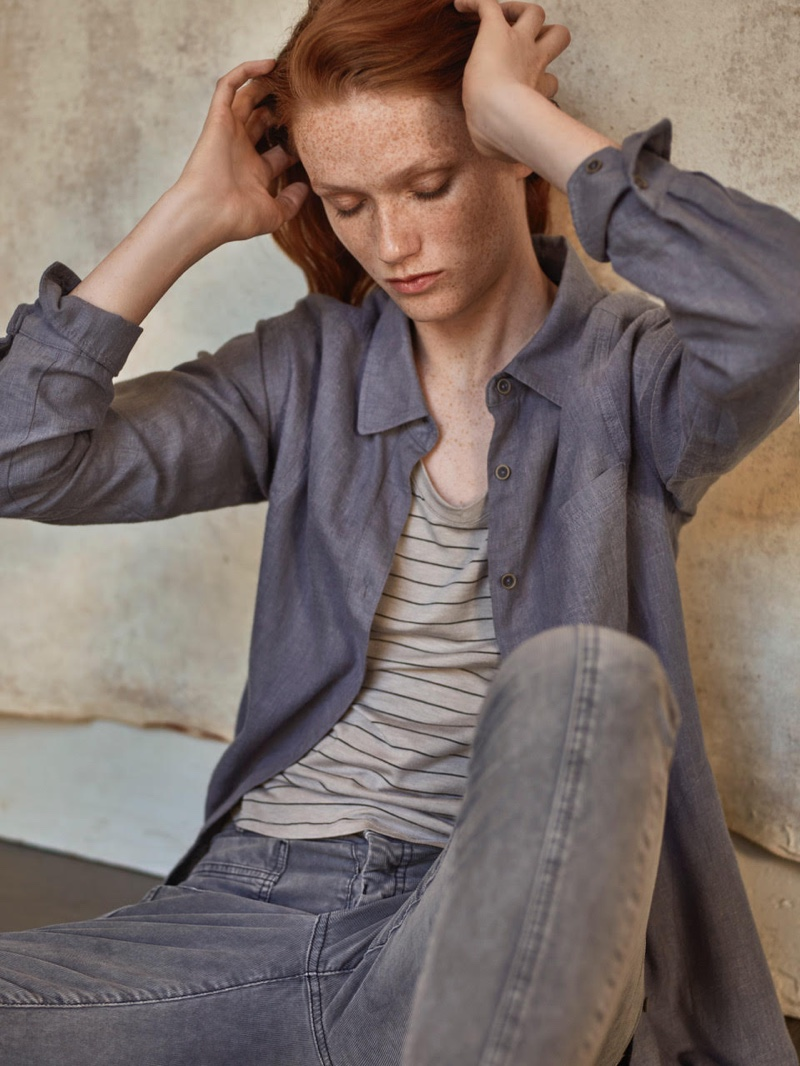 Emi Reed fronts Prana fall-winter 2019 campaign