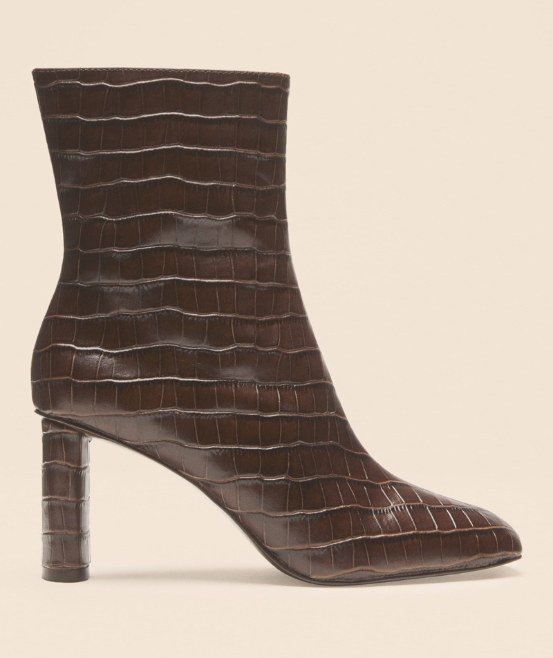 Reformation Virginia Boot in Brown $298