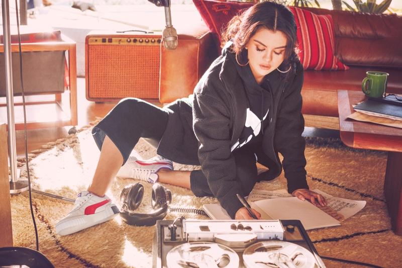 Selena Gomez stars in PUMA Cali Chase sneaker campaign