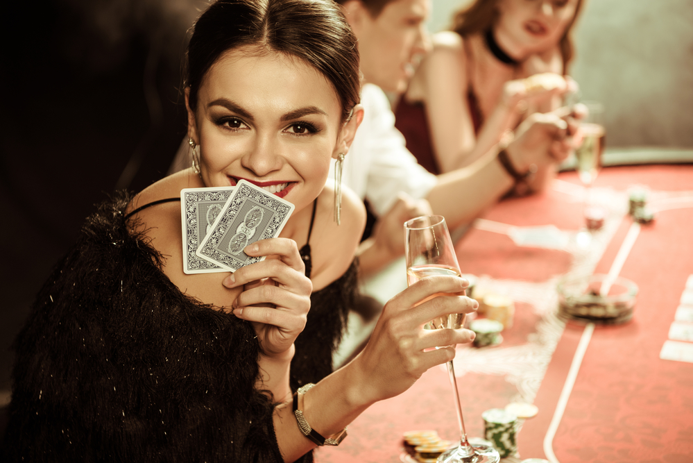 How Today's Online Casinos Can Cater to Female Players   Fashion Gone Rogue