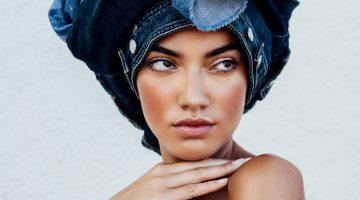Exclusive: Summer Gaudette by IJfke Ridgley in 'Blue Jean Baby'