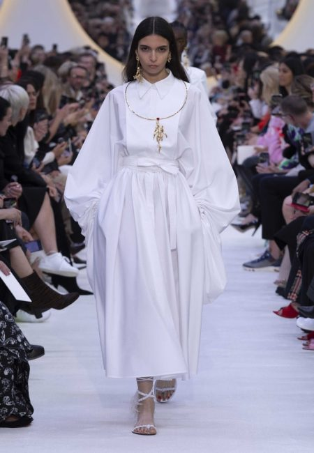Valentino Unveils Dreamy Spring 2020 Collection