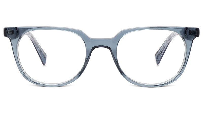 Warby Parker Keene Glasses in Beach Glass $95