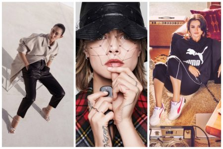Week in Review | Cara Delevingne for Dior, Selena Gomez in Puma, Zara's Neutral Looks + More