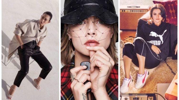 Week in Review | Cara Delevingne for Dior, Selena Gomez in Puma, Zara's Neutral Looks + More