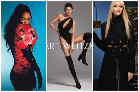 Week in Review | Candice Swanepoel in Holt Renfrew, Kendall Jenner for Stuart Weitzman, Rihanna's New Cover + More