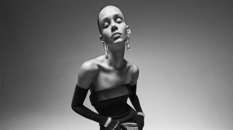 Binx Walton stars in Alexander Wang ON/OFF 2019 campaign