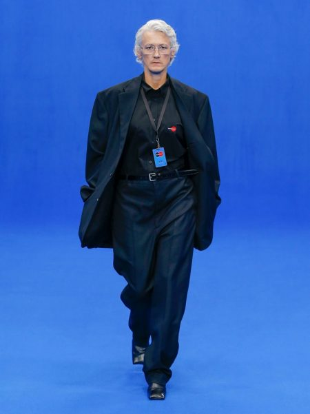 Balenciaga Celebrates Workwear for Spring 2020