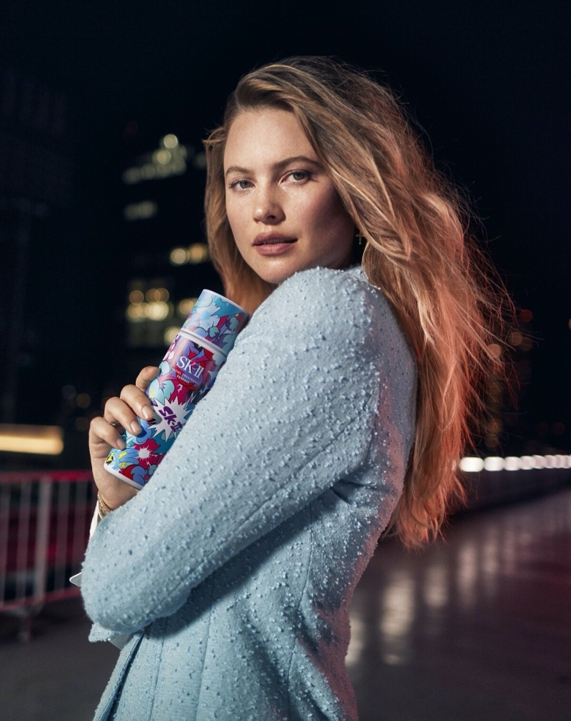 SK-II unveils Power of Pitera Facial Treatment Essence campaign with Behati Prinsloo