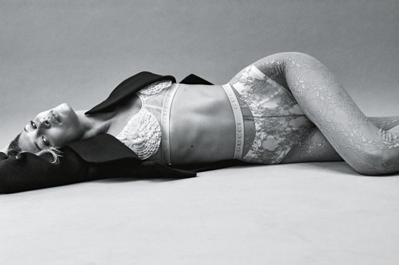 Bella Hadid Channels Western Glam for Vogue Australia