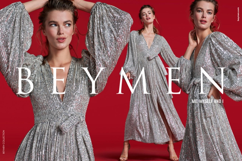 Mathilde Brandi fronts Beymen Collection fall-winter 2019 campaign