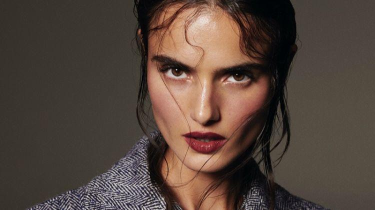 Blanca Padilla Models Givenchy Beauty for Fashion & Arts Magazine