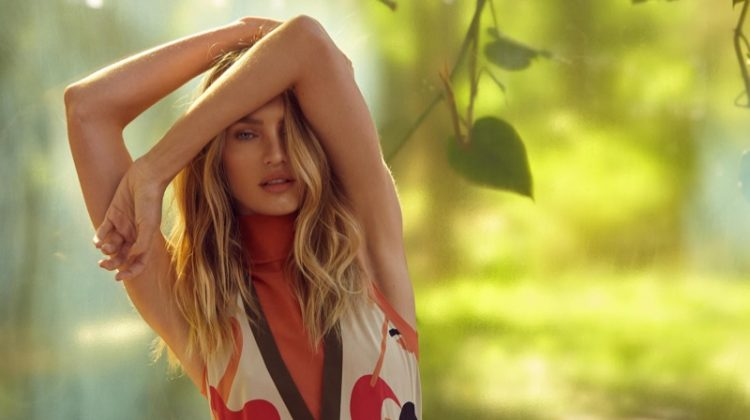Animale taps Candice Swanepoel for Summer Garden 2019 campaign