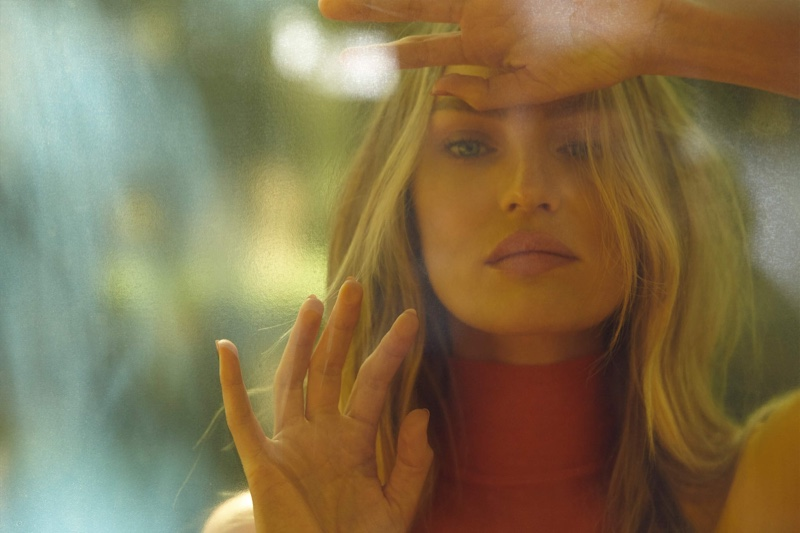 Ready for her closeup, Candice Swanepoel fronts Animale Summer Garden 2019 campaign