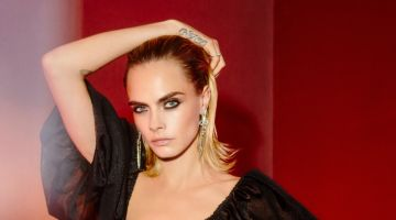 Cara Delevingne stars in Nasty Gal collaboration campaign