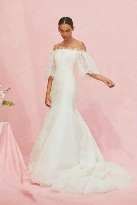 Carolina Herrera Bridal Takes on the Classics for Fall 2020