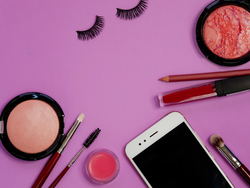 Cosmetics Makeup Products Various