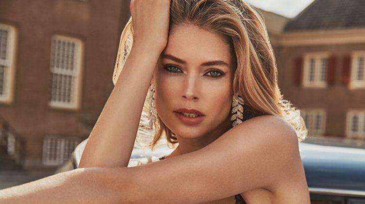 Doutzen Kroes stars in Hunkemoller Doutzen Stories 2019 lingerie campaign