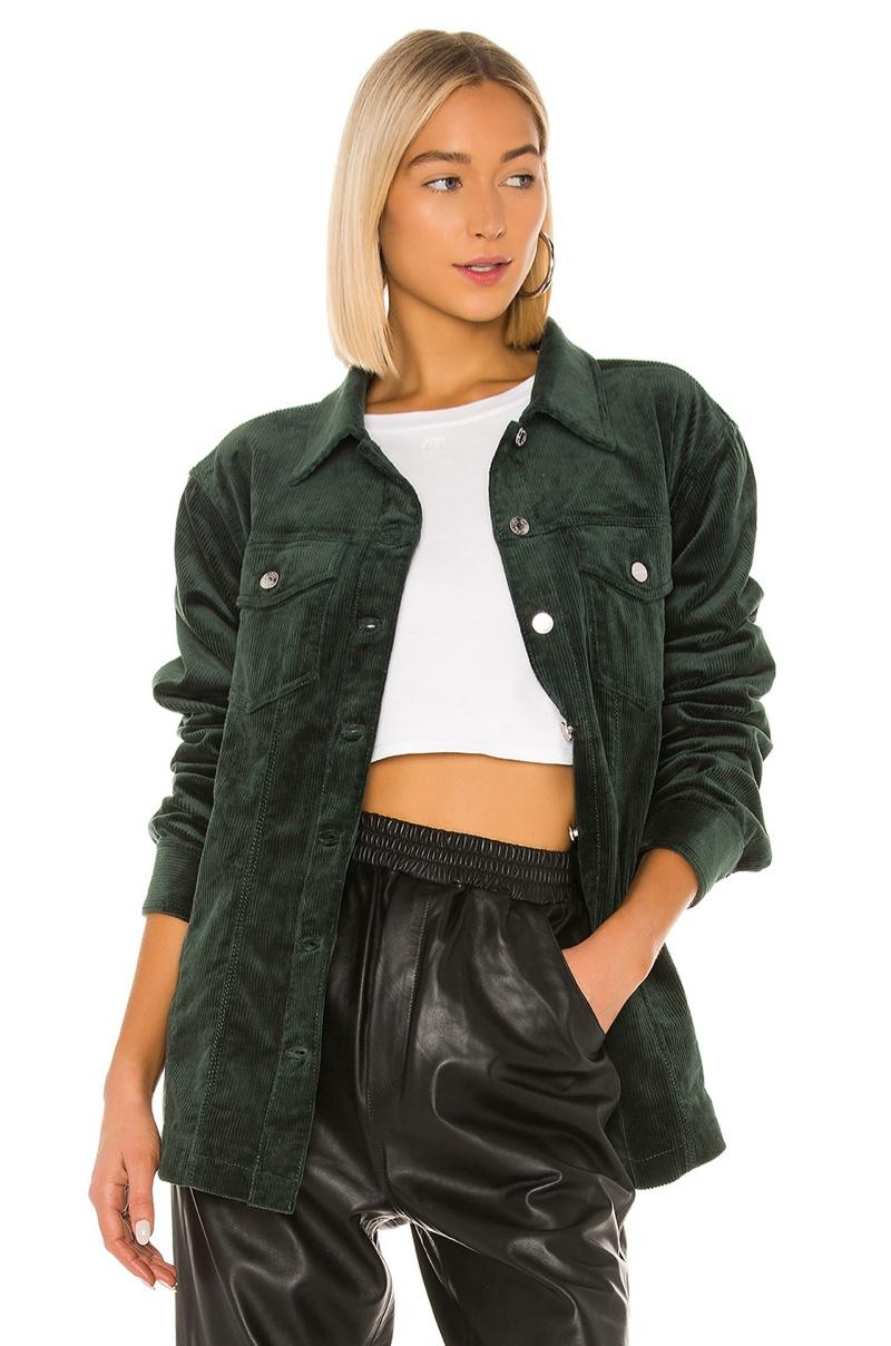 GRLFRND Mads Oversized Jacket $468