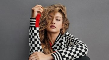 Gigi Hadid Poses in Michael Kors' Resort Looks for Vogue Germany