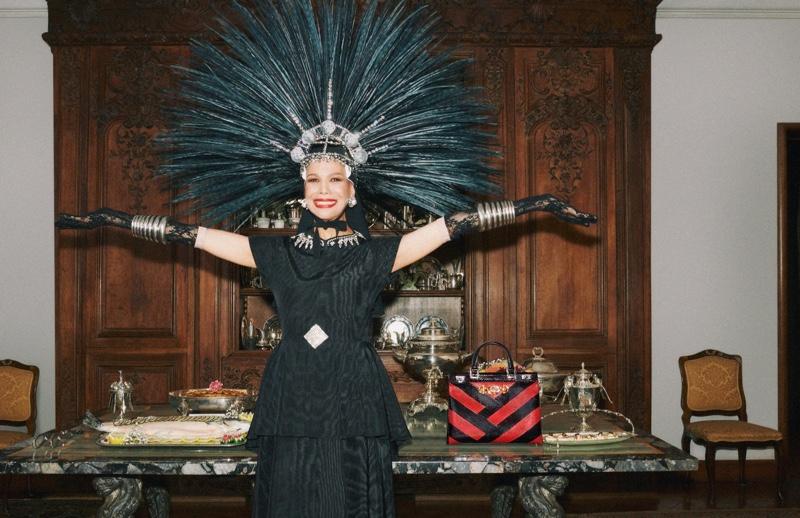 Gucci unveils cruise 2020 campaign