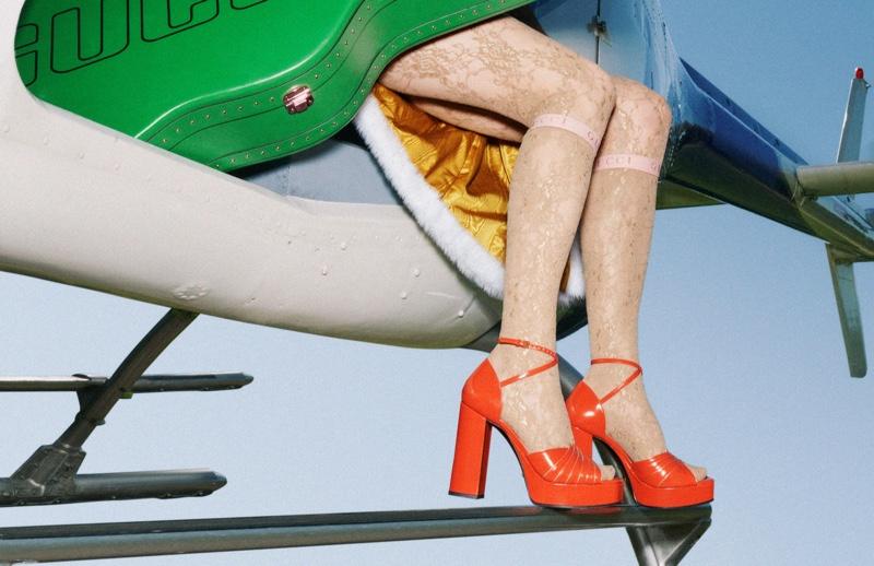 Harmony Korine photographs Gucci cruise 2020 campaign