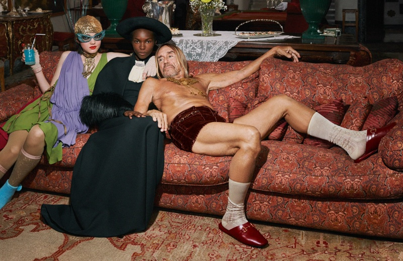 Gucci spotlights cruise 2020 collection in new campaign