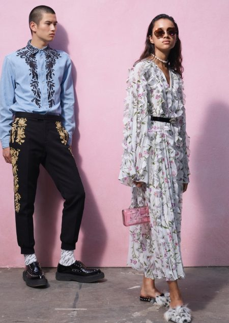 The Giambattista Valli x H&M Lookbook is Here - See the Photos!