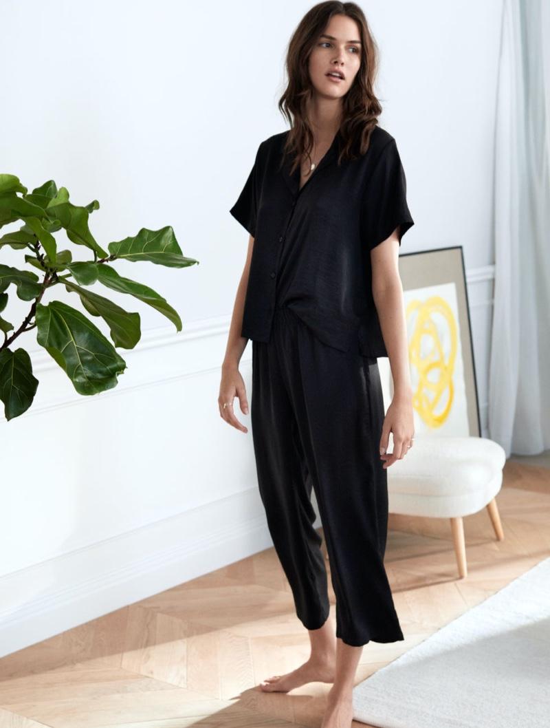 H&M Satin Pajama Sets