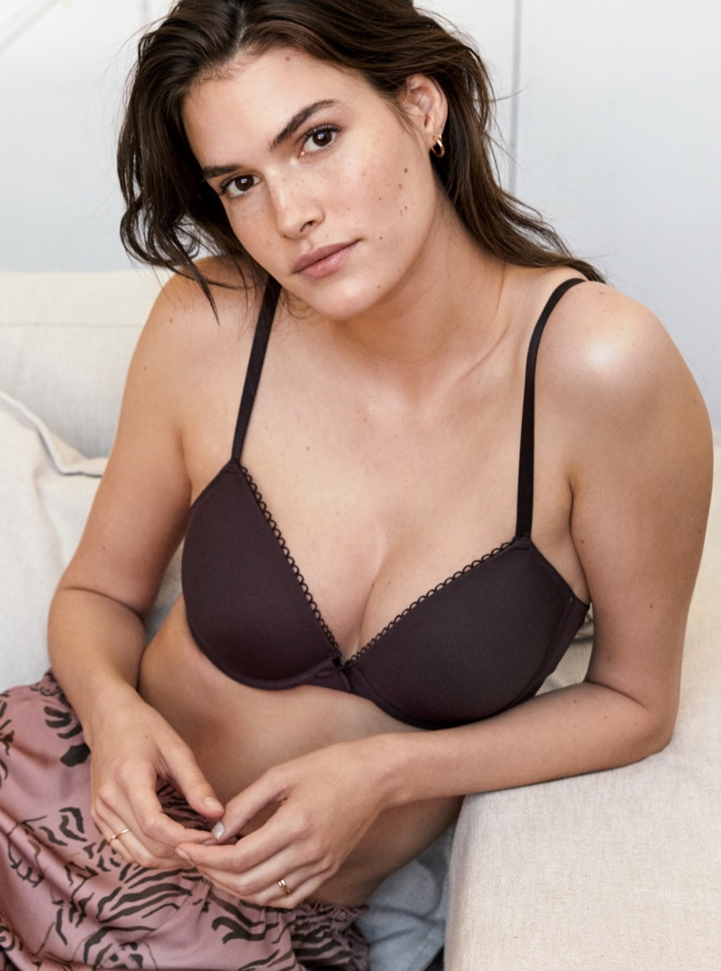 H&M highlights fall 2019 lingerie trends