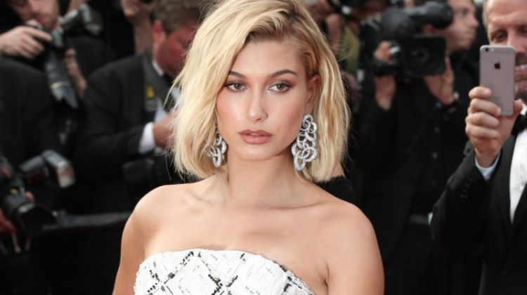Hailey Baldwin Unveils Off-White Wedding Dress - See Images!