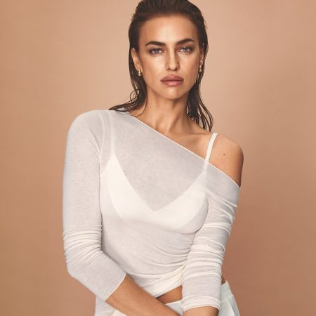 Intimissimi taps Irina Shayk for knitwear campaign