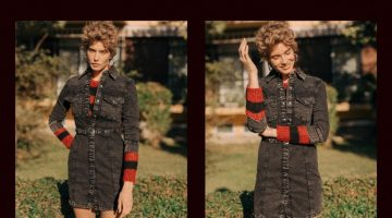 Juliana Ohne Embraces Relaxed Looks for All Magazine