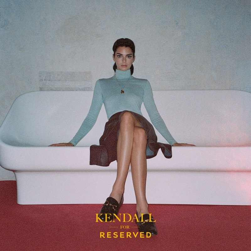 Reserved launches fall-winter 2019 #CiaoKendall campaign