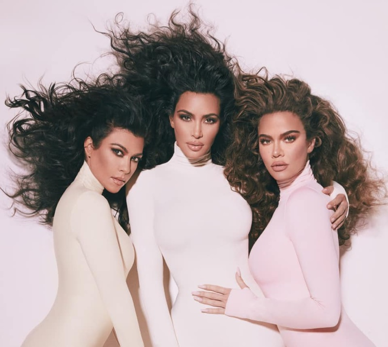 Kourtney, Kim and Khloe Kardashian star in KKW Fragrance Diamonds Collection campaign