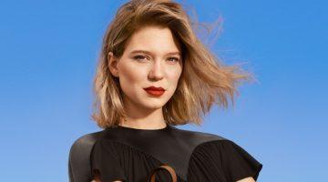 Louis Vuitton taps Lea Seydoux for New Classics campaign