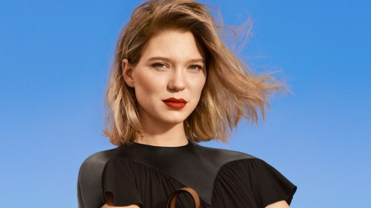 Louis Vuitton taps Lea Seydoux for New Classics campaign