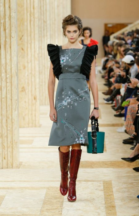 Miu Miu Delivers Unrestrained Femininity for Spring 2020