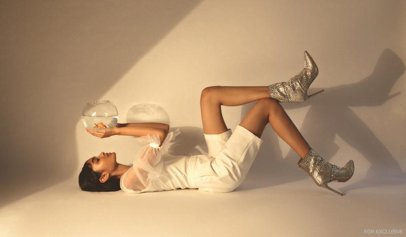 Top Madison on Peddar, Pant Zara and Shoes Steve Madden. Photo: Kay Sukumar
